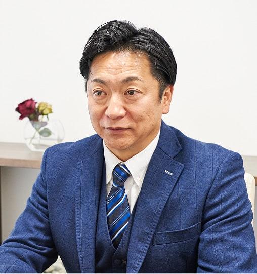 興和不動産株式会社 代表取締役 永野 浩章 氏
