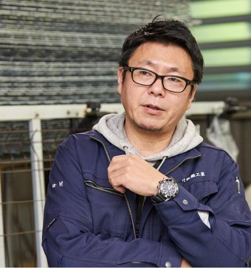 有限会社 吉村設備工業 代表取締役 吉村 剛 氏