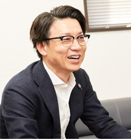 株式会社山三 代表 山崎 誠之 氏